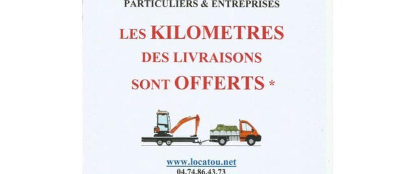 PROMOTION FRAIS KILOMÉTRIQUE
